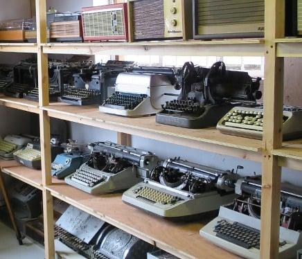 Vintage Typewriter Props Hire
