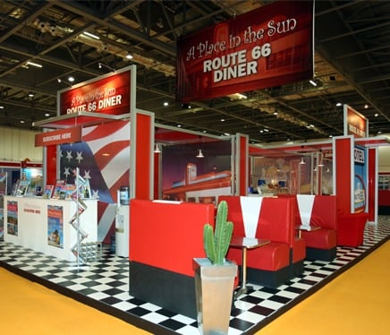 Exhibition Stand Builders North West : Exhibition stands u theme traders